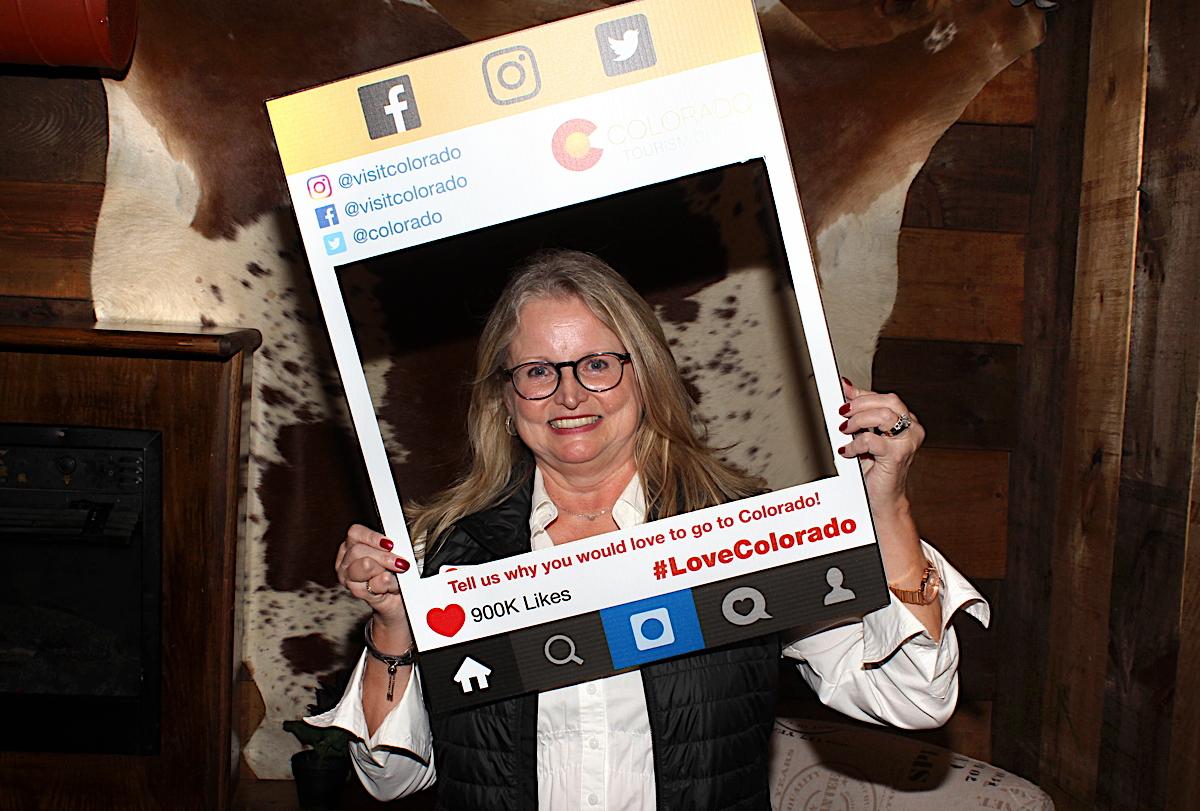 Annika Klint, director Canada for the Colorado Tourism Office.