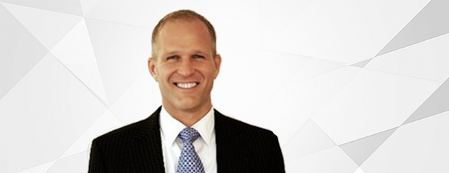 Charles Crowder, WestJet's new vice-president, sales and distribution.