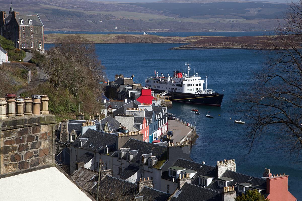 Hebridean Island Cruises' Hebridean Princess (Tom Parnell/flickr)