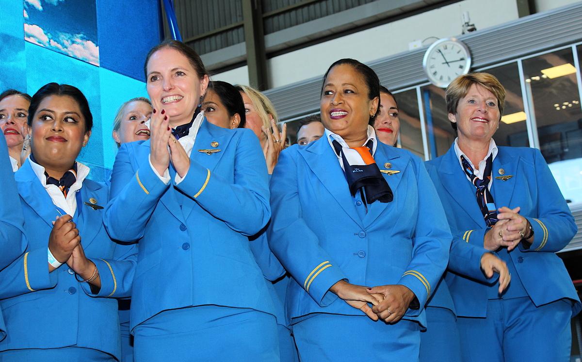 LE COMPTE À REBOURS COMMENCE. Le 100ème anniversaire de KLM aura lieu le 7 octobre 2019.