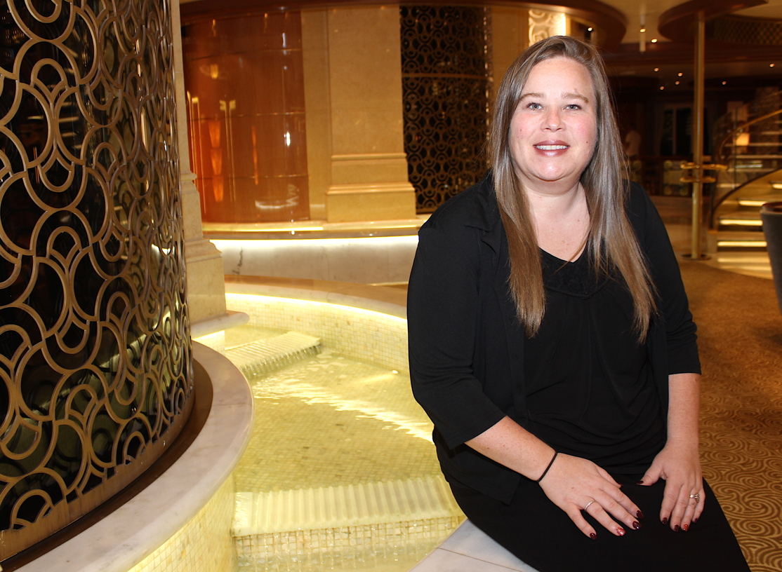 Shannon Smith, business development manager, TravelBrands