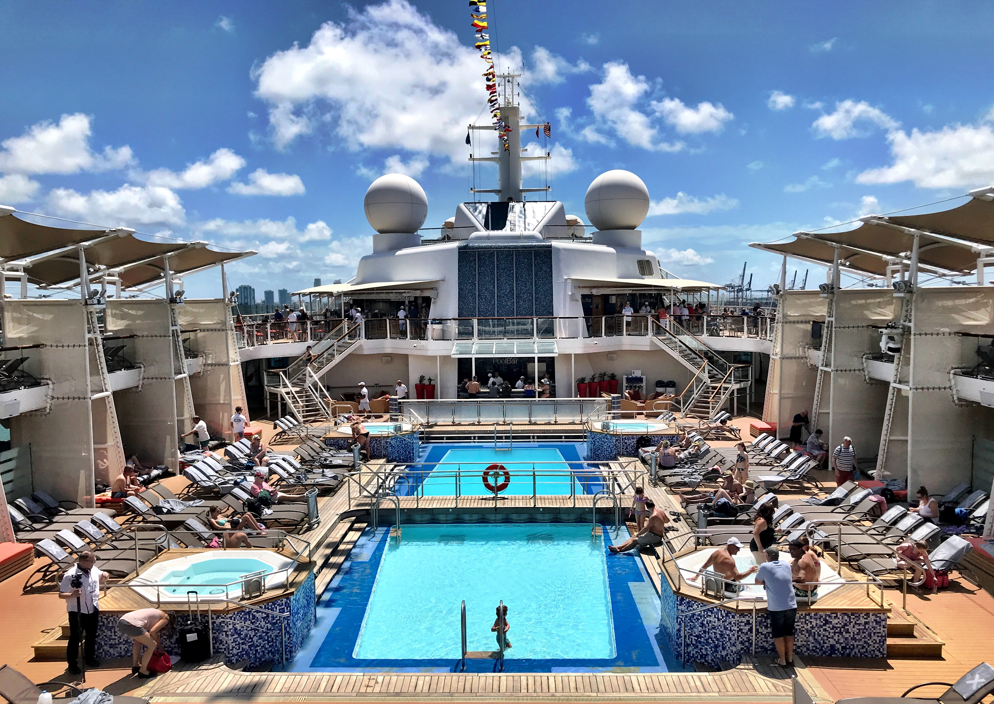 Celebrity Equinox is a Solstice-class ship that debuted in 2009.