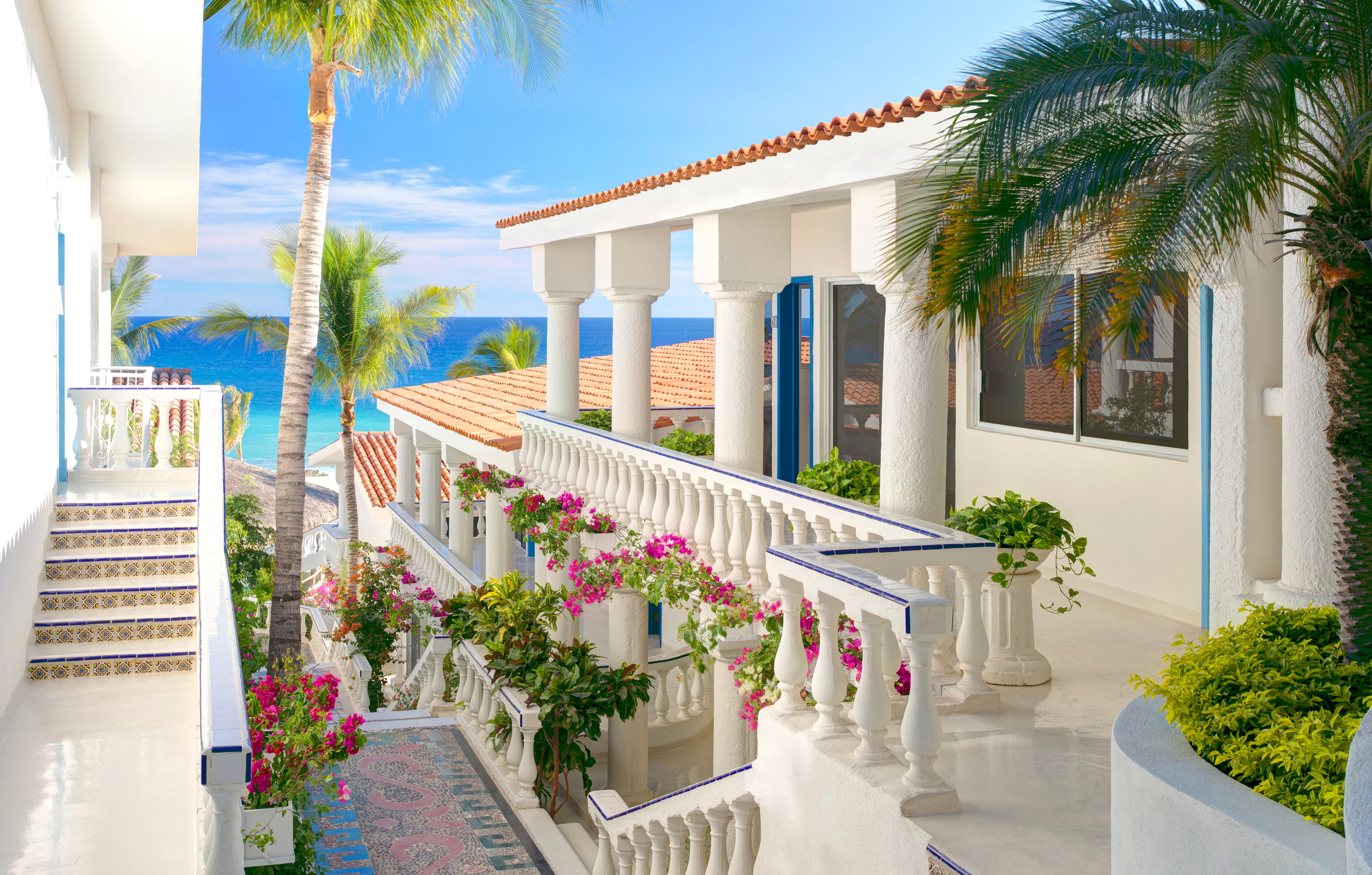 Mar del Cabo on Mexico's Baja Peninsula, which opened in November 2018, is the chain's first and only resort to offer a European Plan. Photo: Velas Resorts