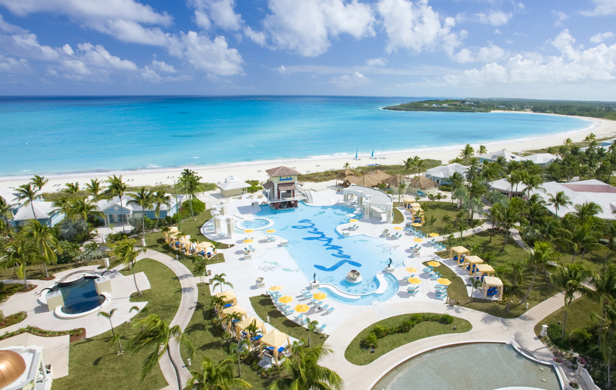 Sandals Emerald Bay. Courtesy of Sandals Resorts.