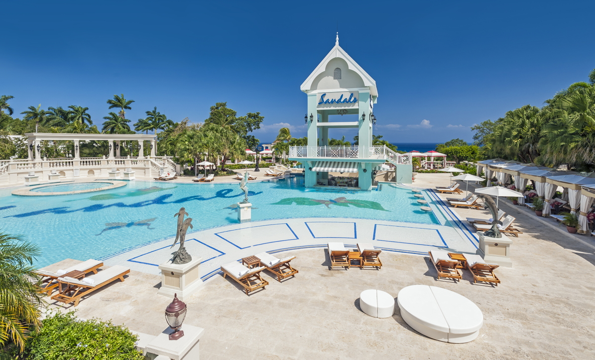 Sandals Ochi. Courtesy of Sandals Resorts.