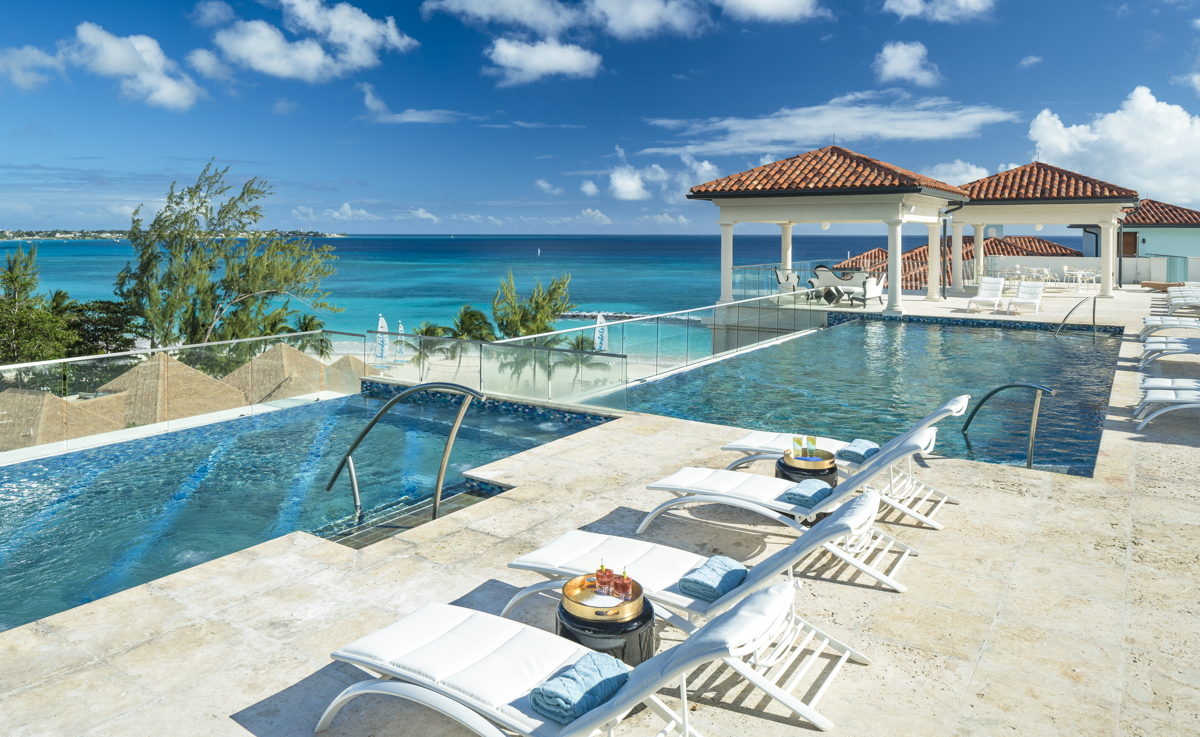 Sandals Royal Barbados. Courtesy of Sandals Resorts.