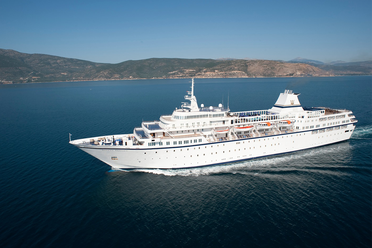 Voyages To Antiquity's Aegean Odyssey (photo by Voyages To Antiquity)