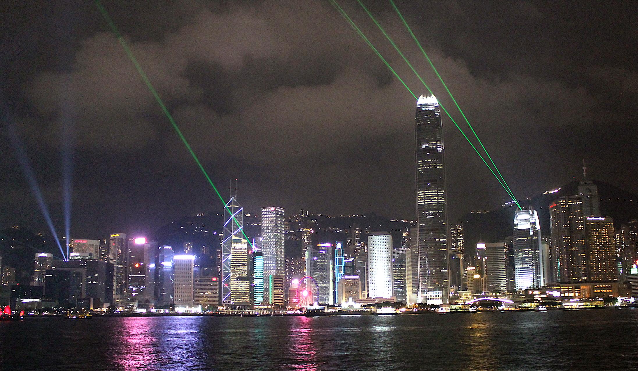 A Symphony of Lights Show