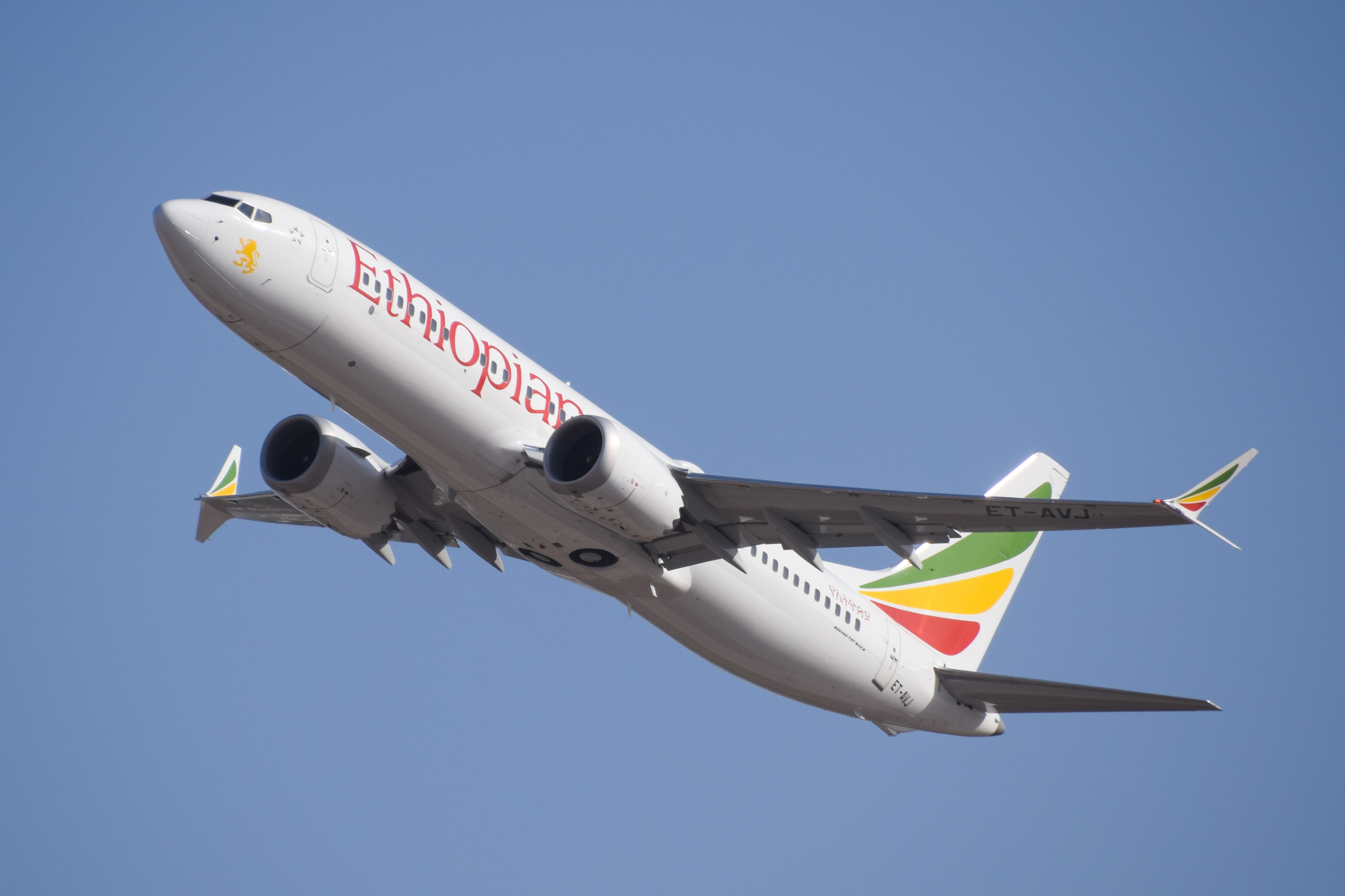 Ethiopian Airlines flight ET302, operated on a Boeing 737 MAX 8, crashed six minutes after take-off, killing all 157 on board.