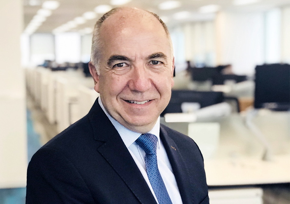 Yves Paquette, co-founder, president and CEO at Novipro, a Montreal-based IT solutions firm.