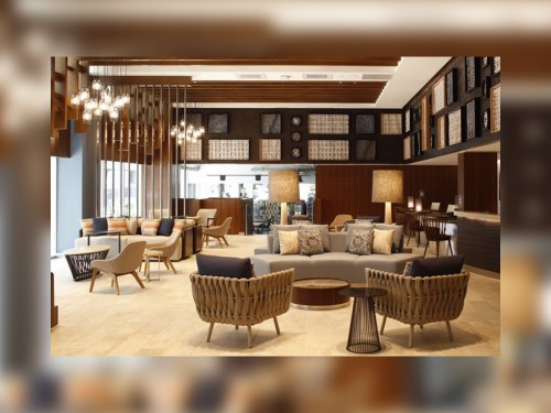 """Hilton Garden Inn unveils """"largest property of all time"""" in Hawaii"""