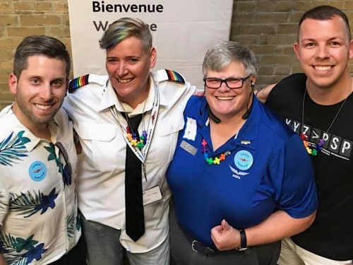 The National Gay Pilots Association: promoting diversity & inclusion one flight at a time