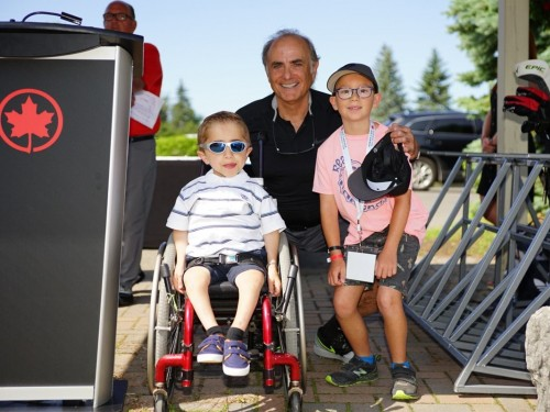 Air Canada raises record-breaking $1.2M in annual golf tournament