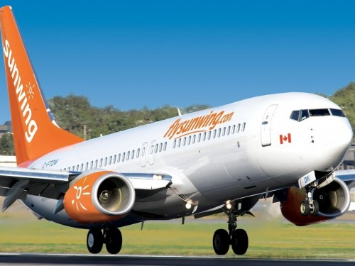 Sunwing adds direct flight to Cancun from Waterloo