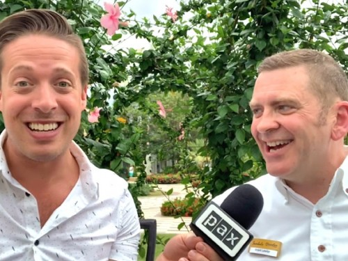 VIDEO: Grant Lawlor of Sandals talks groups & MICE