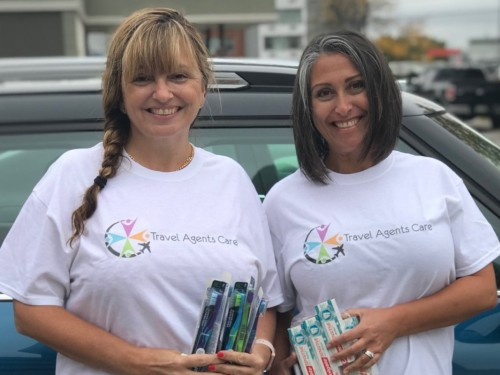 Travel Agents Care raising funds for Bahamas