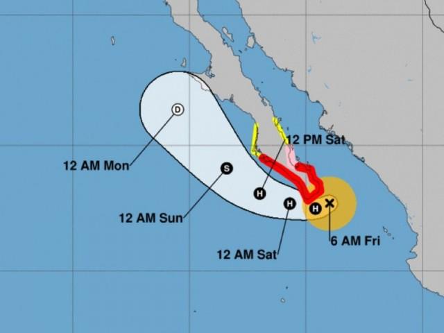 Los Cabos braces for Hurricane Lorena