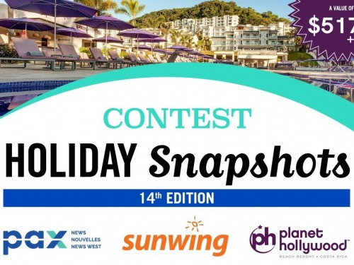 Last week to submit to the Holiday Snapshots Contest!