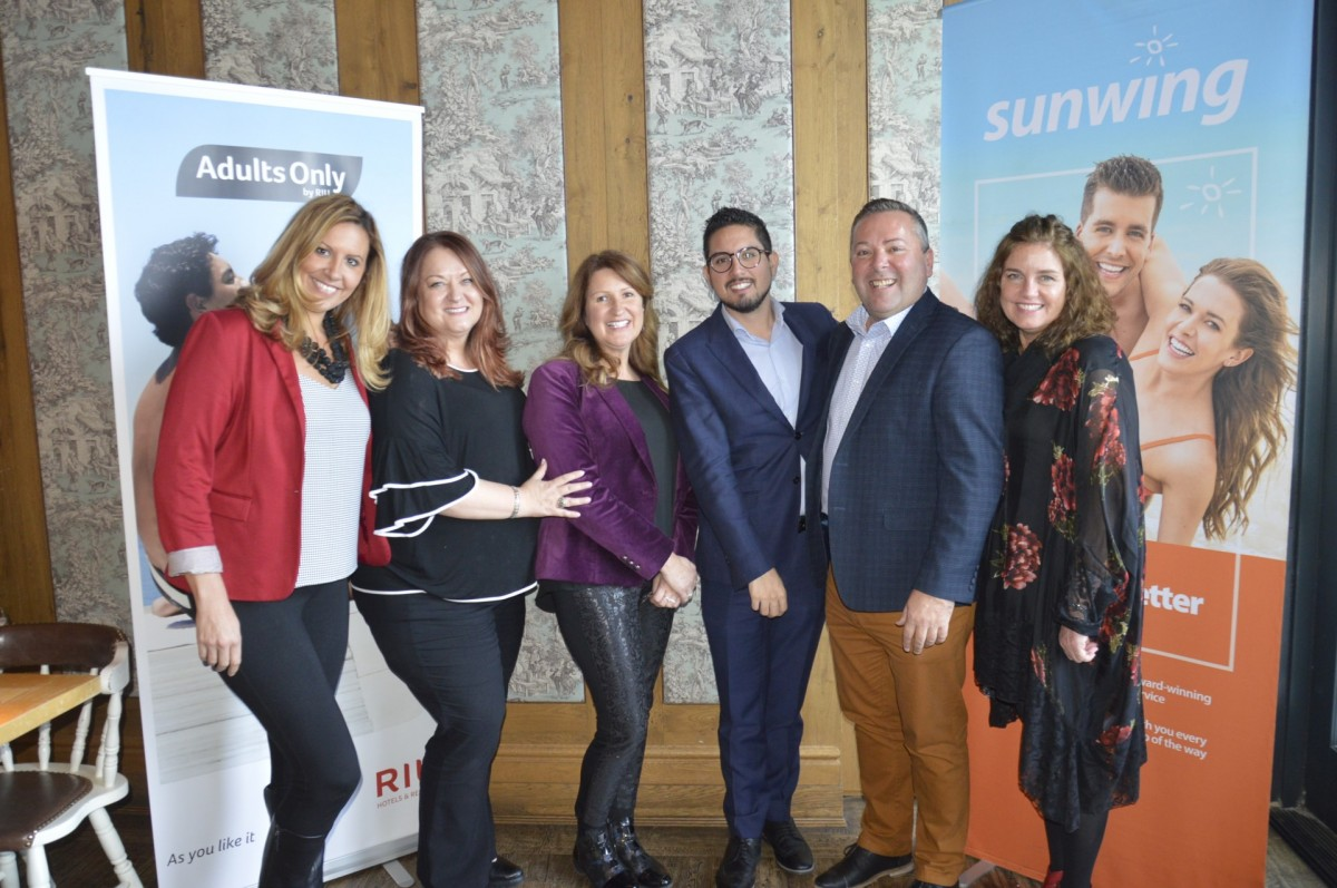 Better together: Sunwing & RIU celebrate another strong year
