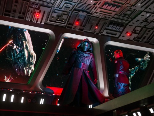 Star Wars: Rise of the Resistance just opened at Disneyland