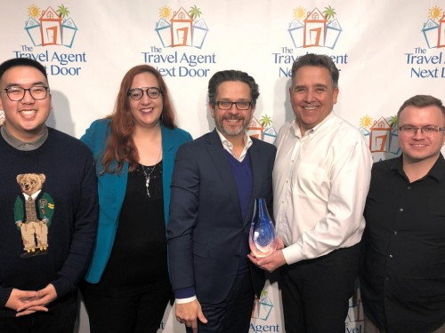 TTAND wins NCL's National Host Partner of the Year