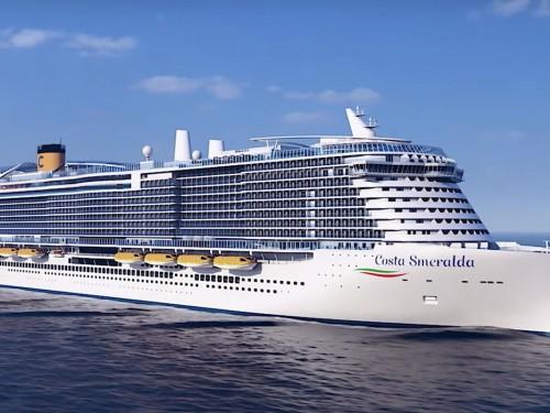 6,000 passengers on lockdown on Italian cruise ship over coronavirus fears