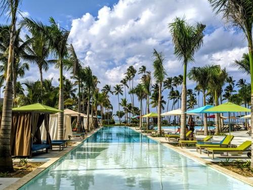 On Location: Club Med's new Michès Playa Esmeralda is eco-chic & family-friendly
