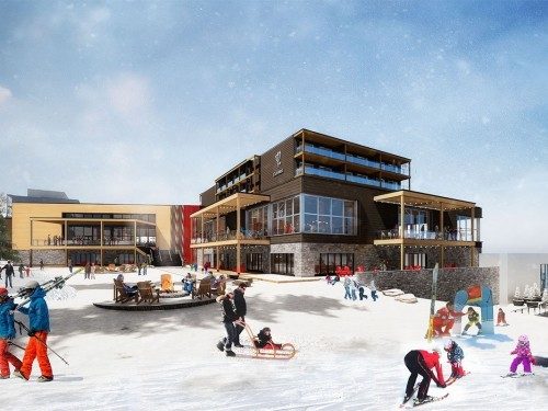 Club Med releases new images of Charlevoix