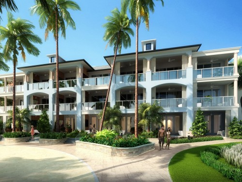 Sandals Royal Caribbean increases room count with new Sandringham building