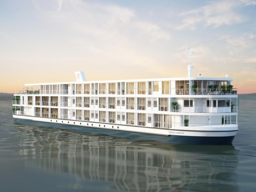 PHOTOS: Viking to launch new ship for the Mekong River